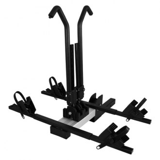 "Pilot® - Tray Hitch Mount Bike Rack (2 Bike Fits 2"" Receivers)"