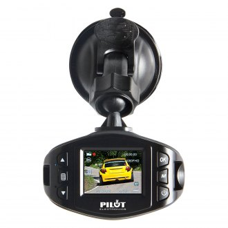 "Pilot® - DVR Dash Camera with 1.5"" Screen"