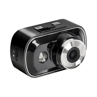 "Pilot® - Dual Dash Camera with 1.5"" Screen"