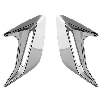 Pilot® - Triple Fin Euro Side Vents