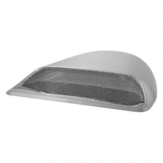 Pilot® - Vector Chrome Hood Scoop