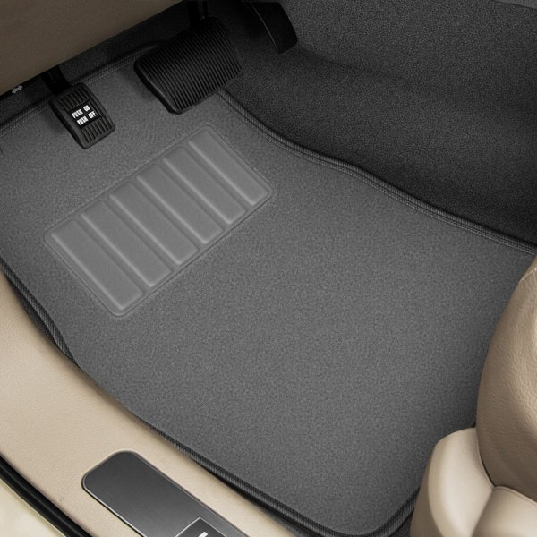 Pilot® - Stain Resistant All Gray Floor Mats