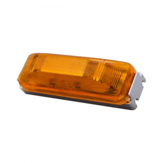 "Pilot® - 4""x1"" Rectangular LED Side Marker Light"