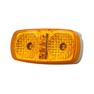 "Pilot® - Multi Reflector 4""x2"" Rectangular LED Side Marker Light"