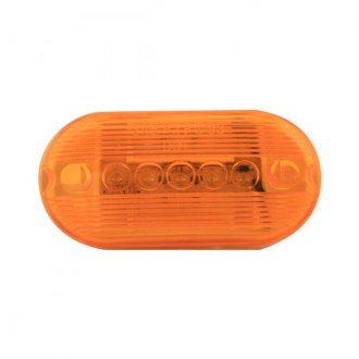 "Pilot® - Oblong Style 4""x2"" Rectangular LED Side Marker Light"