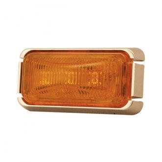 "Pilot® - Mini 4""x1"" Rectangular LED Side Marker Light"