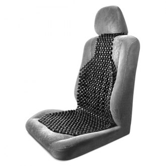 Pilot® - Black Wood Bead Seat Cushion