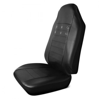 Pilot® - Black Retro Premium Seat Covers