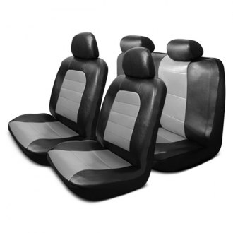 Pilot® - Super Sport Synthetic Leather Seat Covers