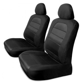 Pilot® - Canvas Back Canvas Seat Covers