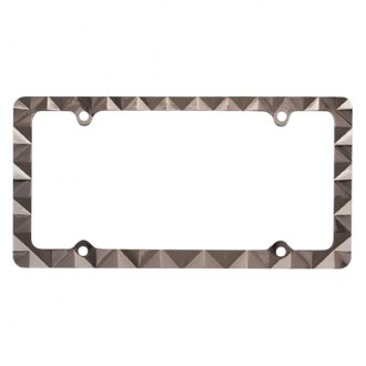 Pilot® - Diamond License Plate Frame