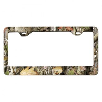 Pilot® - Camouflage License Plate Frame