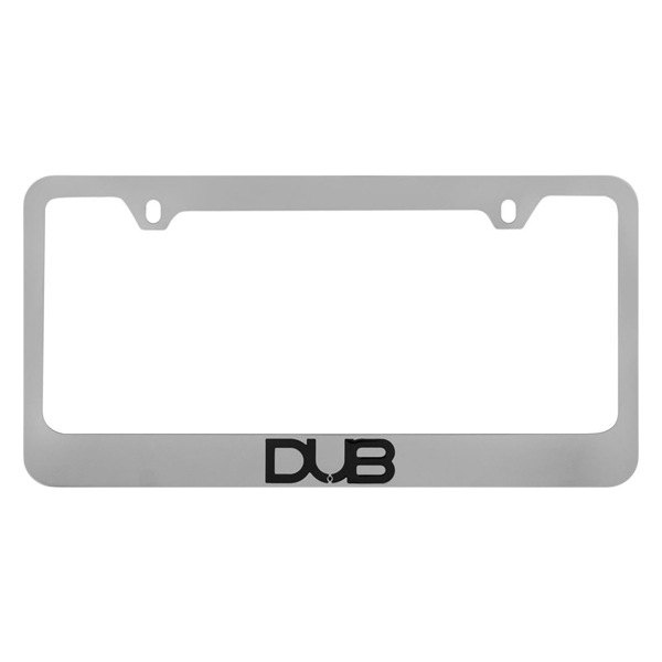Pilot® - Dub License Plate Frame