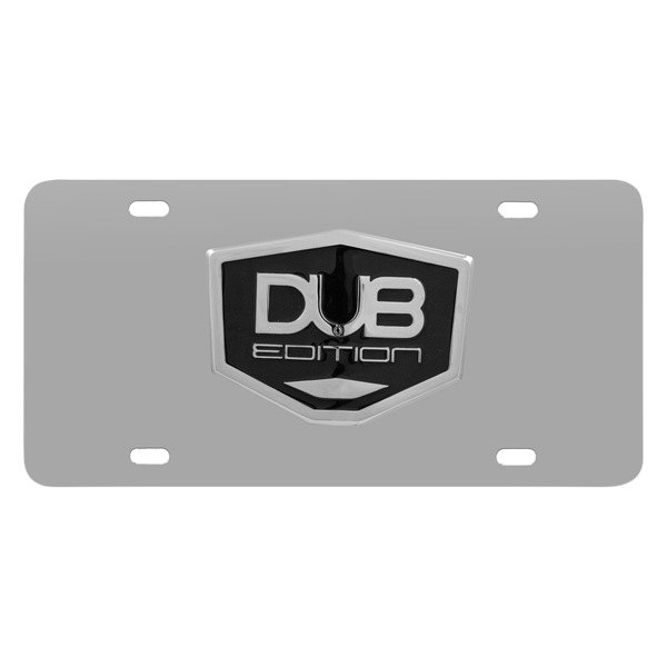 Pilot® - Dub Edition 3D Emblem License Plate
