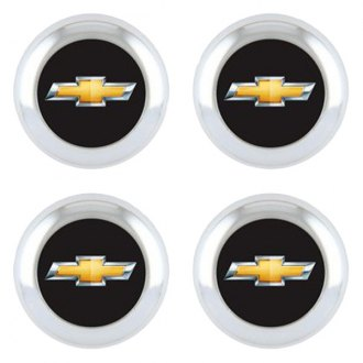 Pilot® - Fastener Caps with Chevy Logo