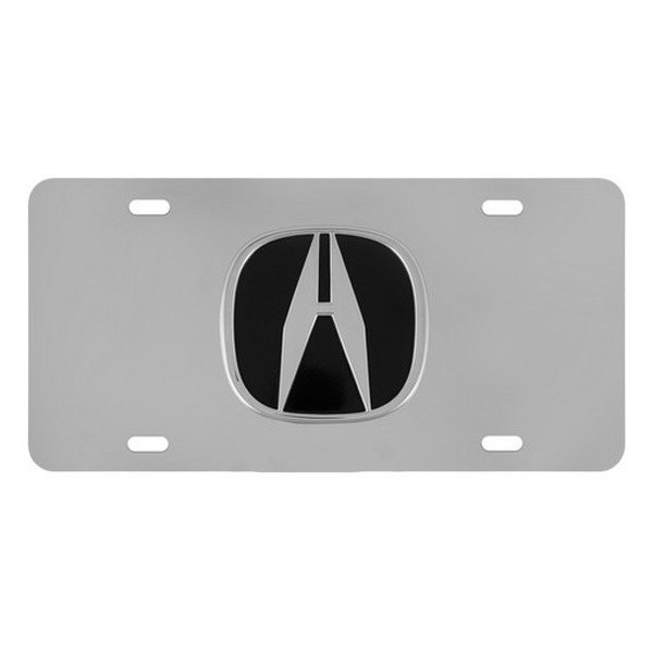 Pilot® - License Plate with Acura Logo