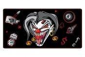 Pilot® - 3D Jester Logo on Stamped Aluminum License Plate