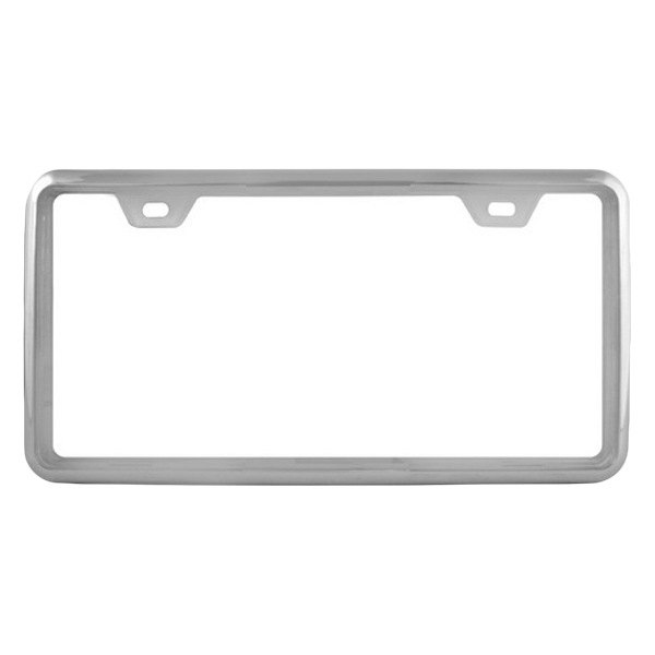 Pilot® - Chrome Stealth LED License Plate Frame