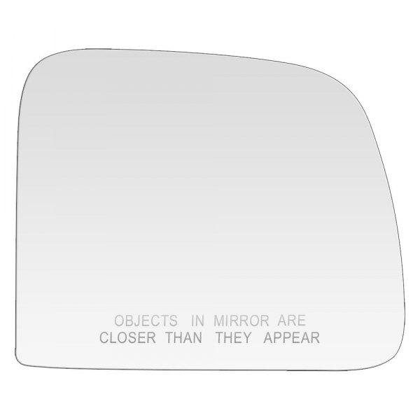 Pilot 174 Mi 2119 Passenger Side Mirror Glass