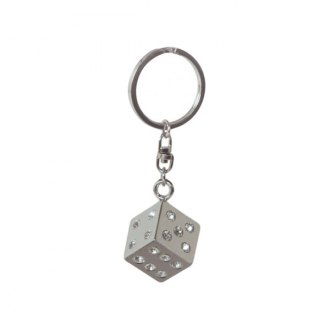Pilot® - Crystal Key Chain