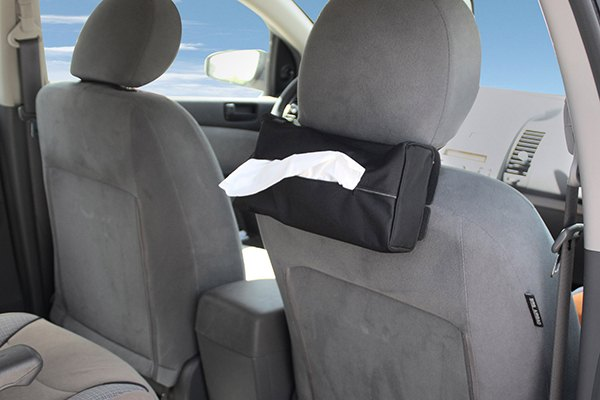 Image may not reflect your exact vehicle! Pilot® - Tissue Box Holder