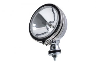 Pilot® - Navigator Clear Round Off-Road Light with Cover