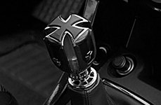 Pilot® - Iron Cross Shift Knob
