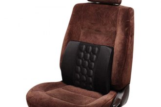 Pilot® - Black Lumbar Support Cushion