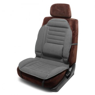 Pilot® - Gray Seat Cushion with Lumbar Support