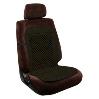 Pilot® - Velvet Bead Black Seat Cushion