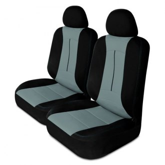 Pilot® - Gray Pro Comp Seat Cover