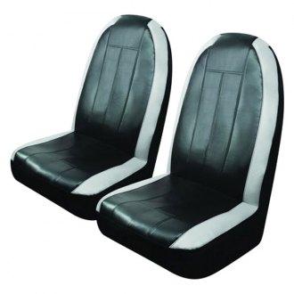 Saab 9 3 Custom Leather Seat Covers CARiD