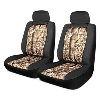 Pilot® - Camo Canvas Seat Covers