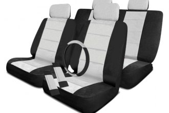Pilot® -  Low Back Seat Cover Combo Kit