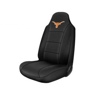 Pilot® - Universal Collegiate Seat Cover with Texas Logo