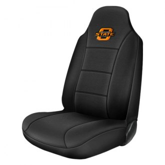 Pilot® - Universal Collegiate Seat Cover with Oklahoma State Logo