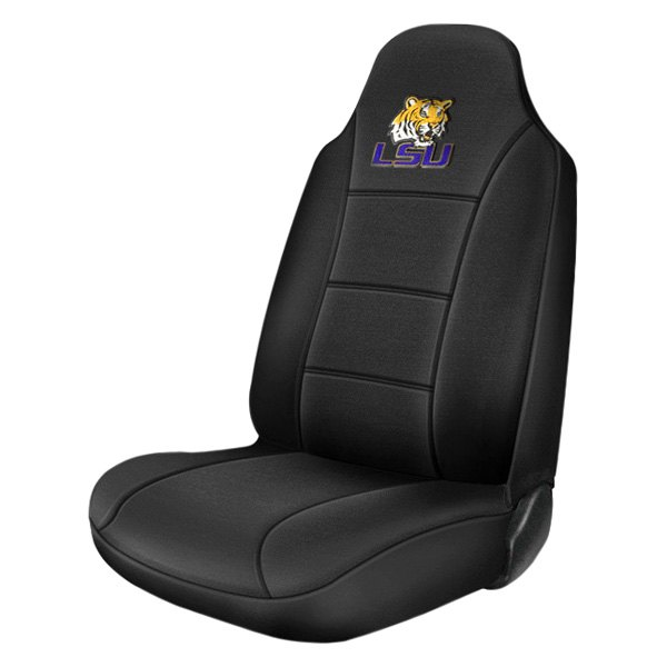 Pilot® - Universal Collegiate Seat Cover with LSU Logo