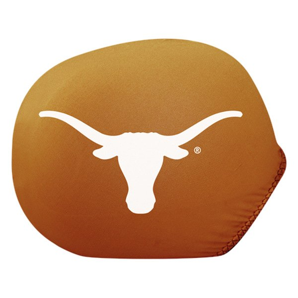 Pilot® - Universal Collegiate Mirror Covers with Texas Logo