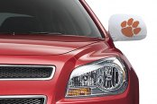 Pilot® - Universal Collegiate Mirror Covers with Clemson Logo