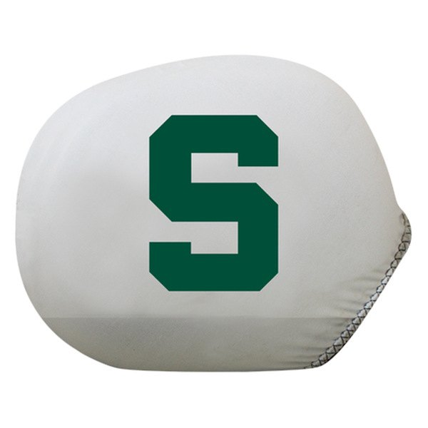 Pilot® - Universal Collegiate Mirror Covers with Michigan State Logo