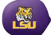 Pilot® - Universal Collegiate Mirror Covers with LSU Logo
