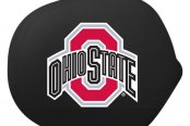 Pilot® - Universal Collegiate Mirror Covers with Ohio State Logo