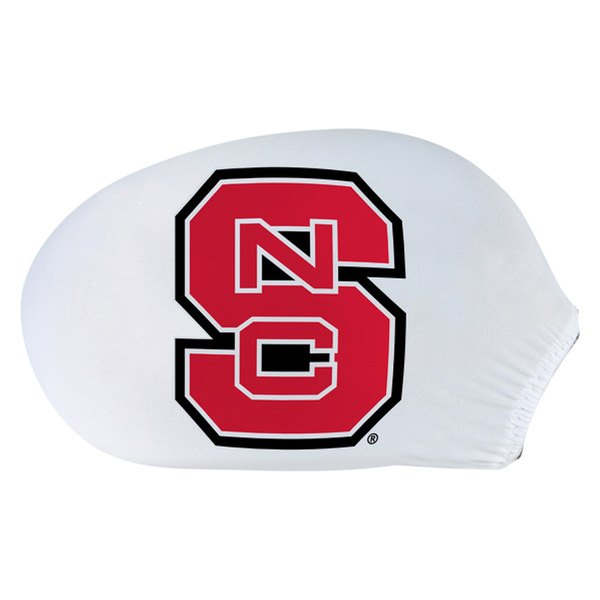 Pilot® - Universal Collegiate Mirror Covers with North Carolina State Logo