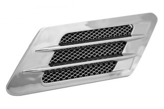 Pilot® - Dual Bar Chrome Fender Vents