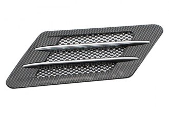 Pilot® - Carbon Dual Bar Fender Vents