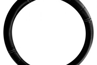 Pilot® - Black X-Grip Steering Wheel Cover
