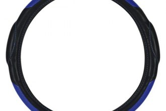 Pilot® SW-68B - Racing Style Steering Wheel Cover