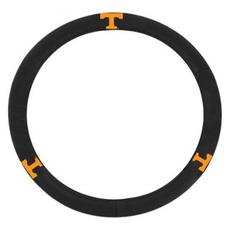 Pilot® - Leather Steering Wheel Cover with Tennessee Logo