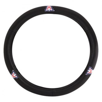 Pilot® - Leather Steering Wheel Cover with Arizona Logo