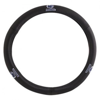 Pilot® - Leather Steering Wheel Cover with Penn State Logo